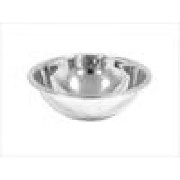 MIXING BOWL STAINLESS STEEL 21.5CM