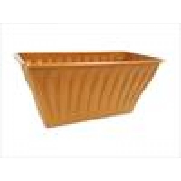 PLANTER REC LARGE TERRACOTTA