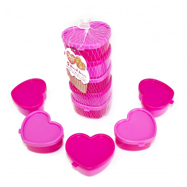 Heart Boxes 5 Pack AM7818
