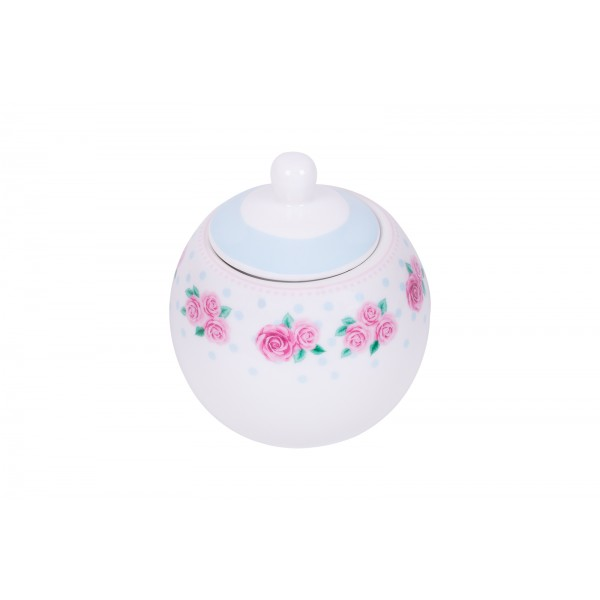 RSW AFTERNOON TEA SUGAR POT WITH LID 350ML