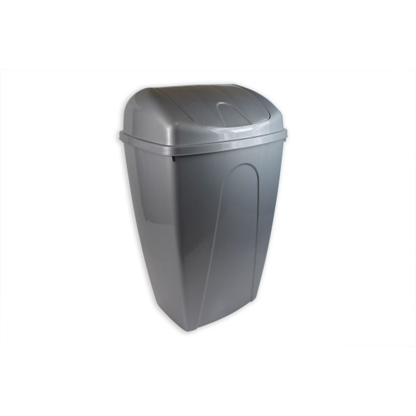 RSW SWING PLASTIC KITCHEN RUBBISH BIN 50L