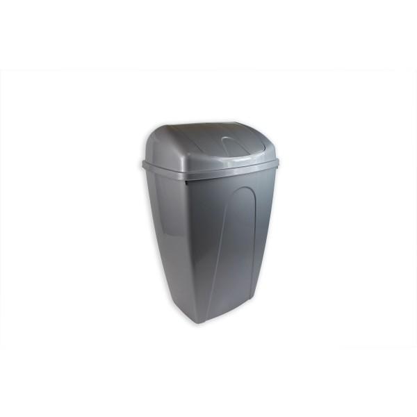 RSW SWING PLASTIC KITCHEN RUBBISH BIN 25L