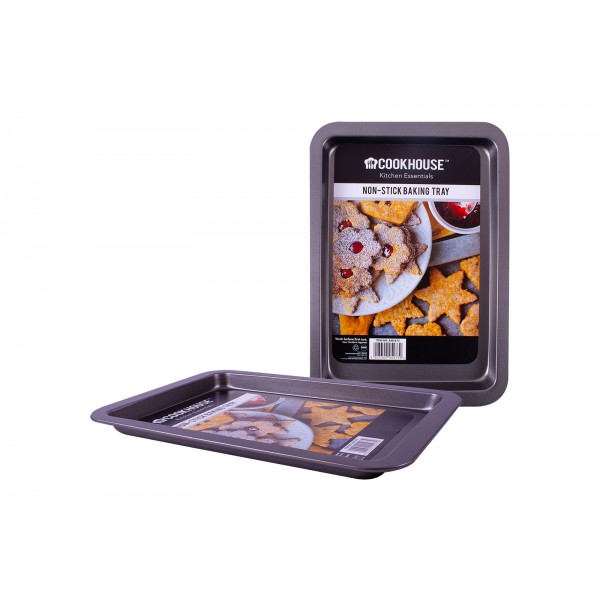 NON-STICK OBLONG BAKING TRAY 33X23CM