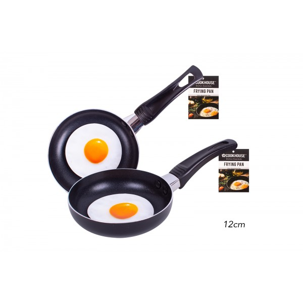 ALUMINIUM FRYING PAN 12CM