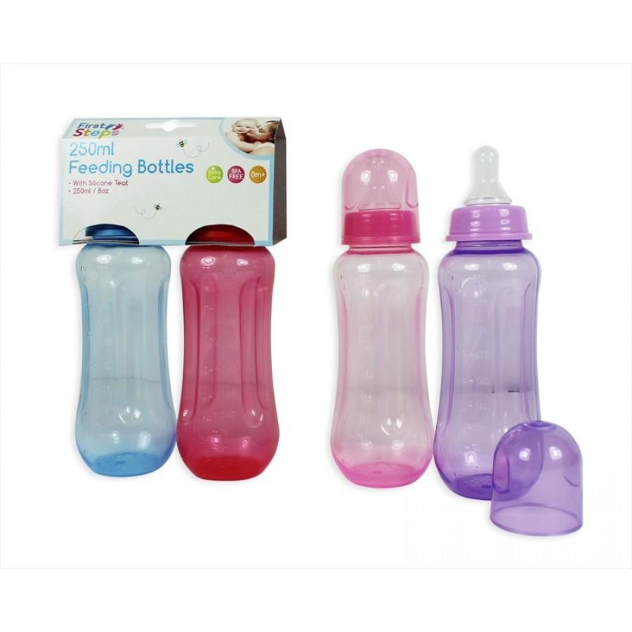 Baby bottle packs
