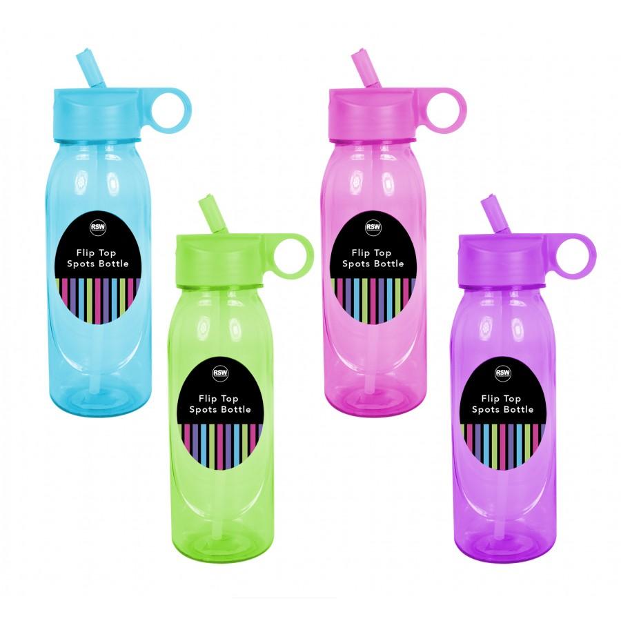 Best Sports Bottle Uk: 700ML FLIP TOP SPORTS BOTTLE