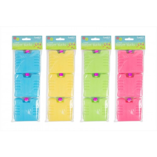 MINI FREEZER BLOCKS 3 PACK