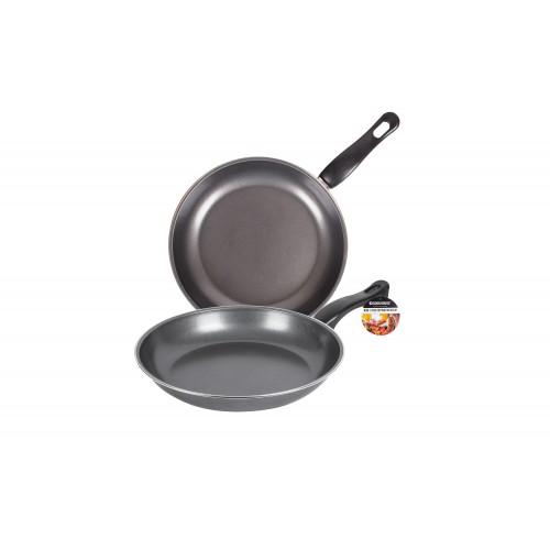 Royle Home NON-STICK FRYING PAN 26CM GREY