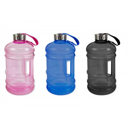 RSW DRINKING BOTTLE 2.2 LITRE 3 ASSORTED COLOURS