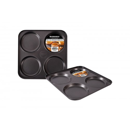 RSW NON-STICK YORKSHIRE PUDDING TRAY (4 CUP)