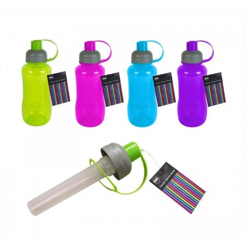 COOLER SPORTS BOTTLE 4 ASSORTED COLOURS 700ML