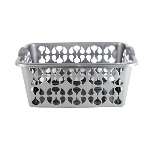 RSW RECTANGULAR LAUNDRY BASKET 58X44X24CM