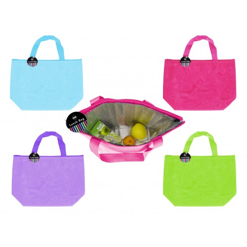 COOLER KEEP FRESH LUNCH BAG 4 COLOURS