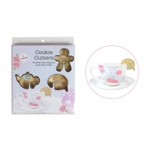 COOKIE SET 3PCS