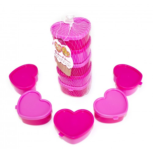 HEART BOXES 5 PACK