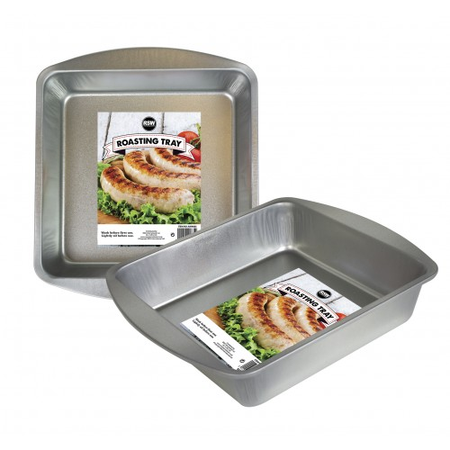 SQUARE ROASTING TIN 19.5CM