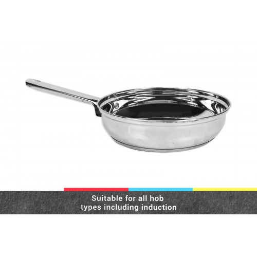 INDUCTION SUITABLE FRYING PAN 20CM