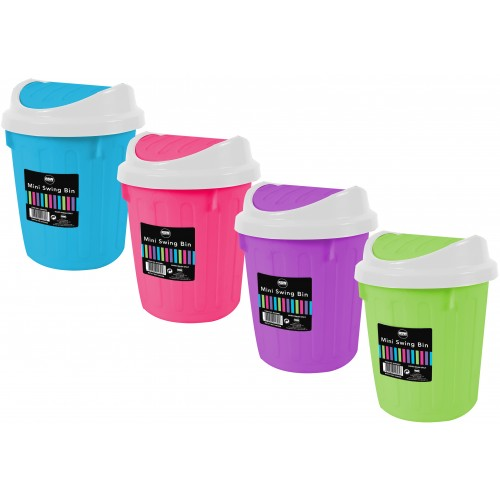 BRIGHTS MINI SWING BIN