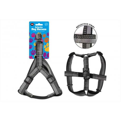 World of pets REFLECTIVE HARNESS ONE SIZE