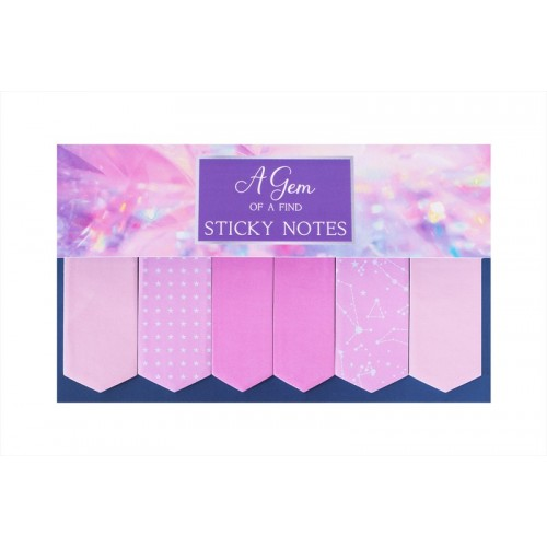 Fashion Stationery STICKY NOTES SET- A GEM OF A FIND
