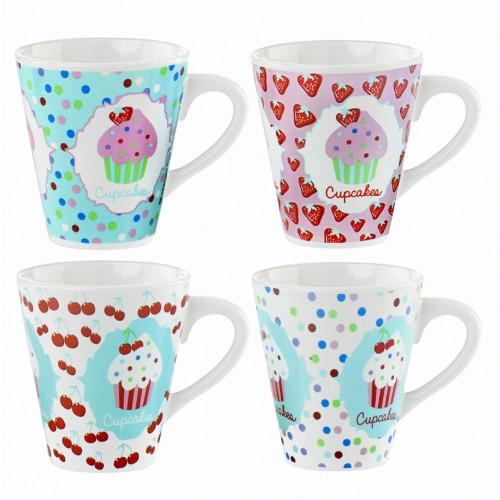 Mad About Mugs CUPCAKE MUGS