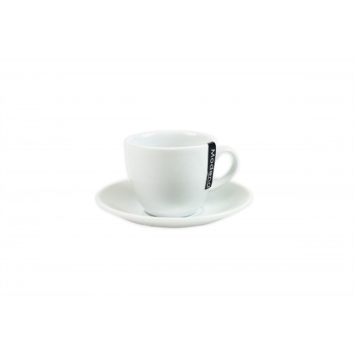 Modena ESPRESSO CUP AND SAUCER COUPE SHAPE 90ML