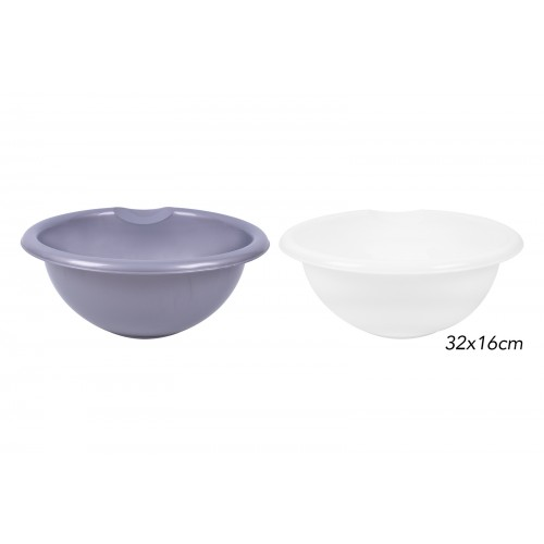 CookHouse KITCHEN MIXING BOWL 32CM 2 COLOURS