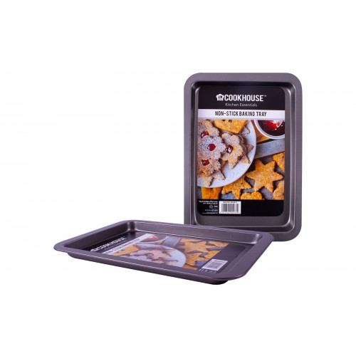 RSW NON-STICK OBLONG BAKING TRAY 33X23CM